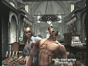 house of the dead 2 arcade guns